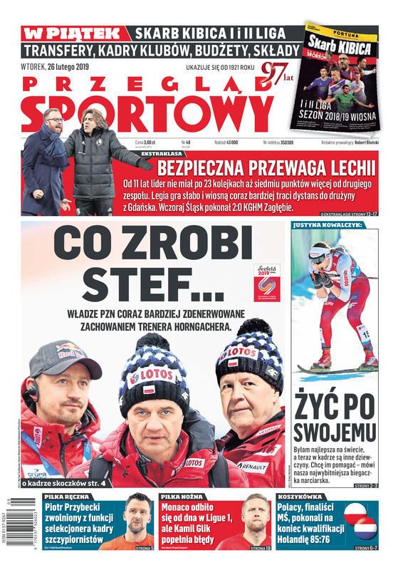 Przegląd Sportowy -                     2019-02-26