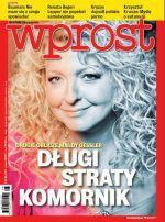 """""""Wprost"""", """"Gazeta Polska"""" i """"Uważam Rze"""" ostro w dół"""