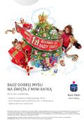 PKO BP: Bądź dobrej myśli na Święta z Mini Ratką