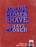 Barbasol: Shut up and shave