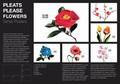 Issey Miyake: Pleats Please Flowers Series Posters