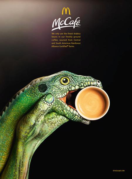 McDonald's: Iguana