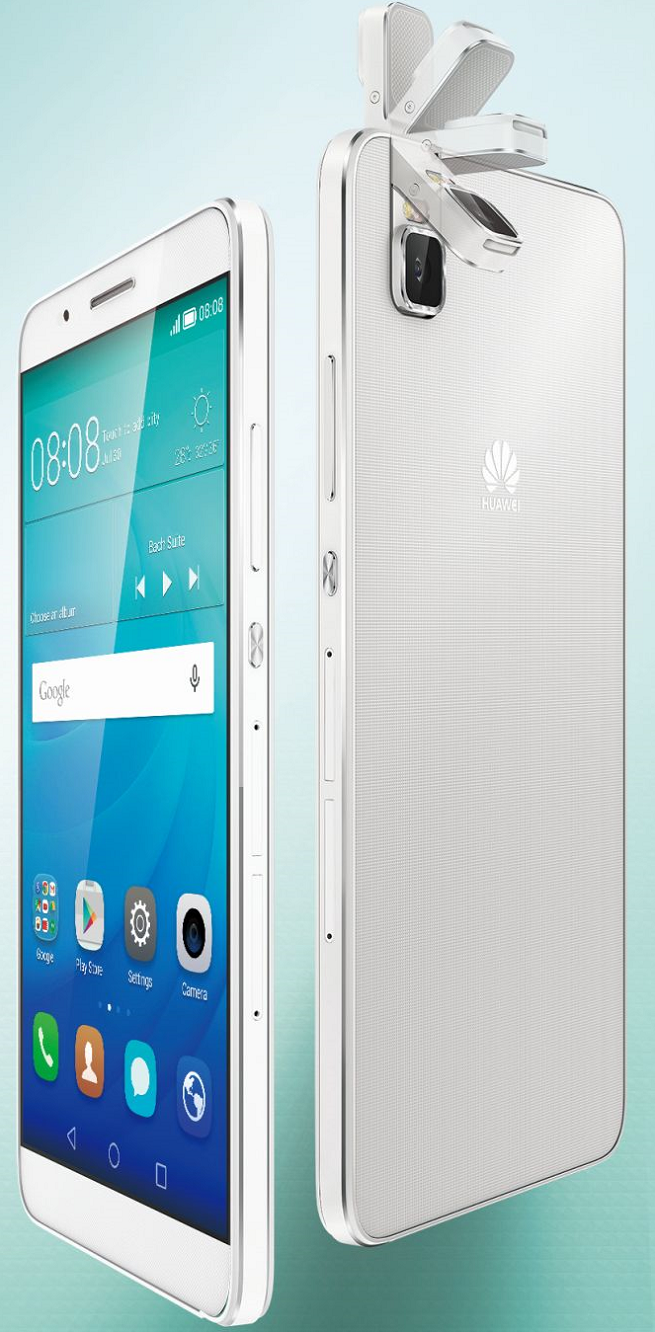 News Discovery Technology: Huawei ShotX – smartphone with ...
