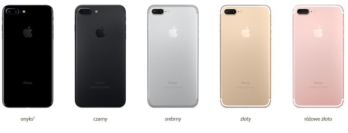 Znalezione obrazy dla zapytania iphone 7 plus kolory