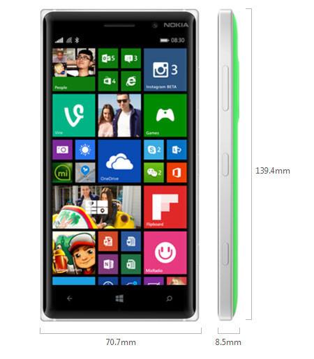 Nokia Lumia 830 · Nokia Lumia 830 ...