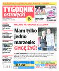 Tygodnik Ostrołęcki - 2016-08-30