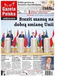 Gazeta Polska Codziennie - 2016-07-22