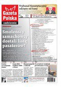 Gazeta Polska Codziennie - 2016-10-28