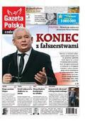 Gazeta Polska Codziennie - 2017-10-17
