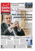 Gazeta Polska Codziennie - 2017-10-20