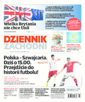 Dziennik Zachodni - 2016-06-25