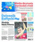 Dziennik Bałtycki - 2016-06-25