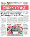 Dziennik Polski - 2016-09-26