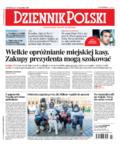 Dziennik Polski - 2018-01-15