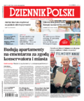 Dziennik Polski - 2018-04-21