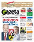Gazeta Wrocławska - 2014-11-28