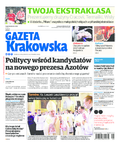 Gazeta Krakowska - 2016-02-08