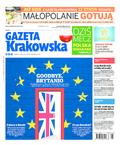 Gazeta Krakowska - 2016-06-25