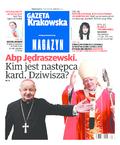 Gazeta Krakowska - 2016-12-09
