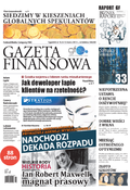 Gazeta Finansowa - 2015-03-12