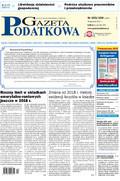 Gazeta Podatkowa - 2017-12-28