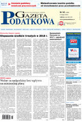 Gazeta Podatkowa - 2018-02-08