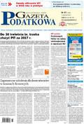 Gazeta Podatkowa - 2018-04-03