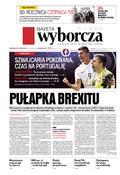 Gazeta Wyborcza - 2016-06-27
