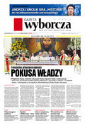 Gazeta Wyborcza - 2016-07-29