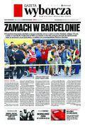 Gazeta Wyborcza - 2017-08-18