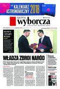 Gazeta Wyborcza - 2017-12-12
