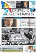 Dziennik Gazeta Prawna - 2014-11-28