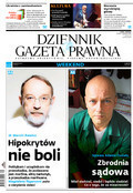Dziennik Gazeta Prawna - 2015-07-31