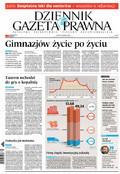 Dziennik Gazeta Prawna - 2016-08-31