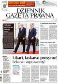 Dziennik Gazeta Prawna - 2017-10-18