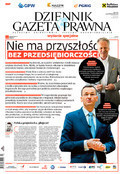Dziennik Gazeta Prawna - 2017-10-24