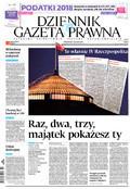 Dziennik Gazeta Prawna - 2017-12-18