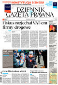 Dziennik Gazeta Prawna - 2018-01-15
