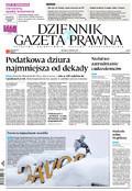 Dziennik Gazeta Prawna - 2018-01-23