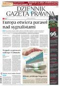 Dziennik Gazeta Prawna - 2018-04-24
