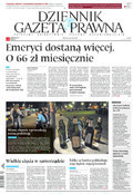 Dziennik Gazeta Prawna - 2018-05-15