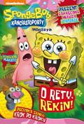 SpongeBob Kanciastoporty magazyn - 2016-06-11
