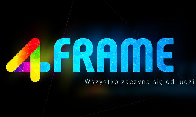 4Frame ma nowe logo, stawia na kreację i marketing internetowy