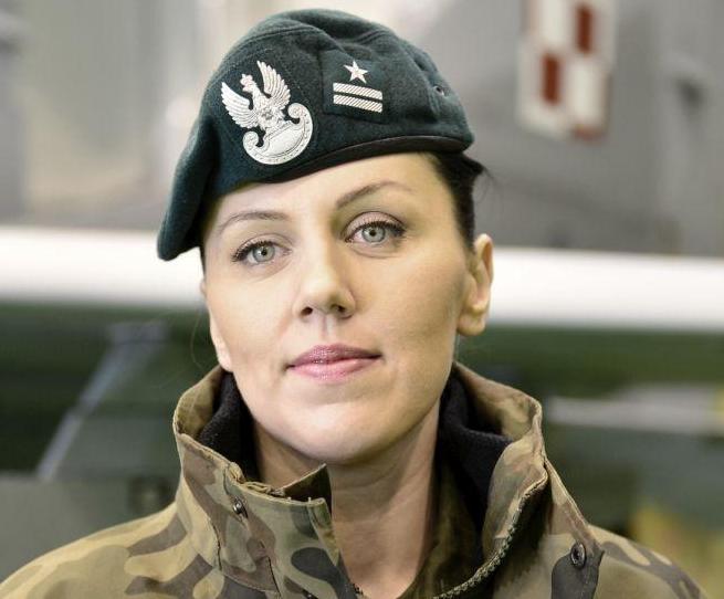 Anna Pęzioł-Wójtowicz, fot. MON