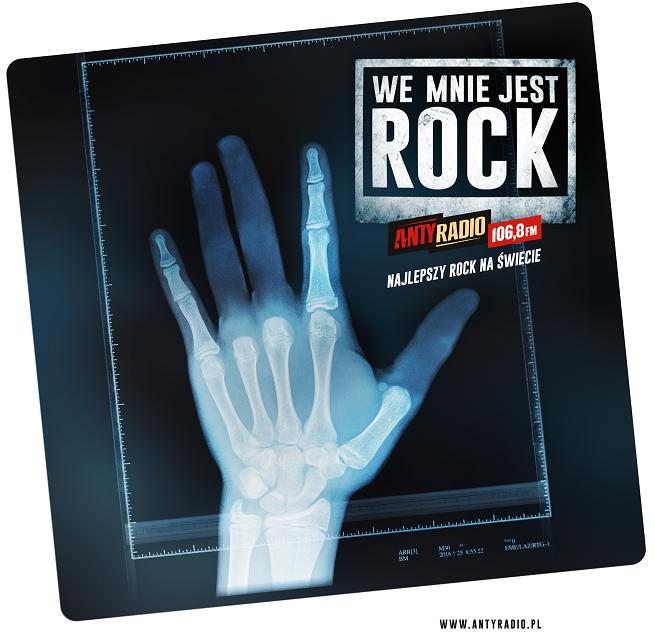 """""""We mnie jest rock"""" - kampania wizerunkowa Antyradia"""