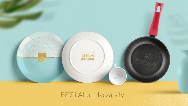 BE7 odpowiada za wdrożenie strategii trzech marek firmy Altom