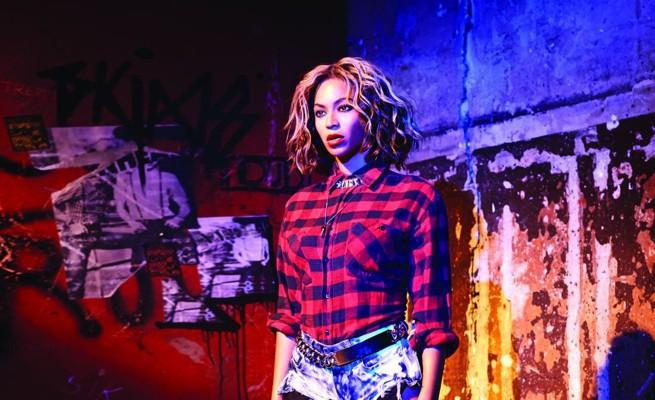 Beyoncé, fot. Sony Music