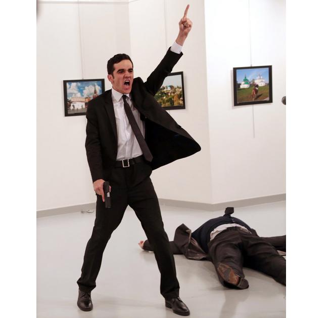 fot. Burhan Ozbilici / World Press Photo