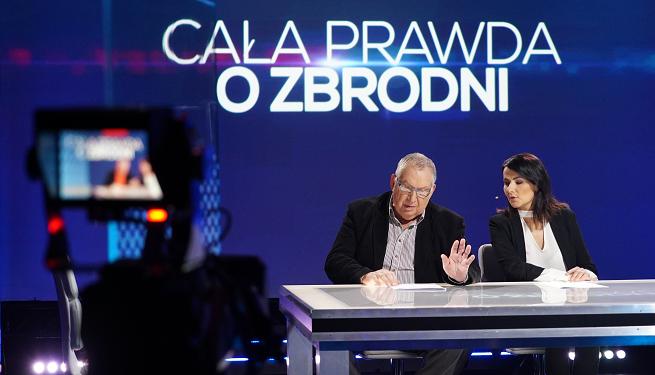 """""""Cała prawda o zbrodni 2"""" z Michałem Fajbusiewiczem w CI Polsat"""