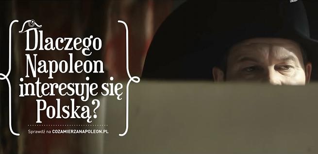 """""""Co zamierza Napoleon?"""" w teaserowych reklamach supermarketów Carrefour (wideo)"""